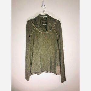 FP Beach Cowl Neck Sweater